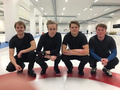 Vinner av Norges Cup 2  i Halden Ishall