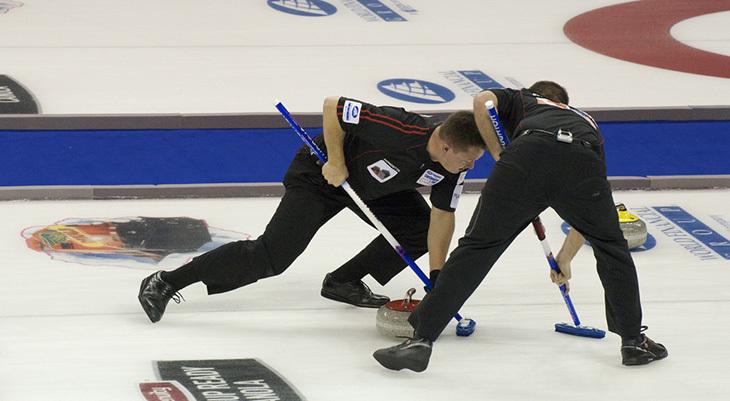 Curling top