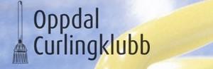 Oppdal curlingklubb logo